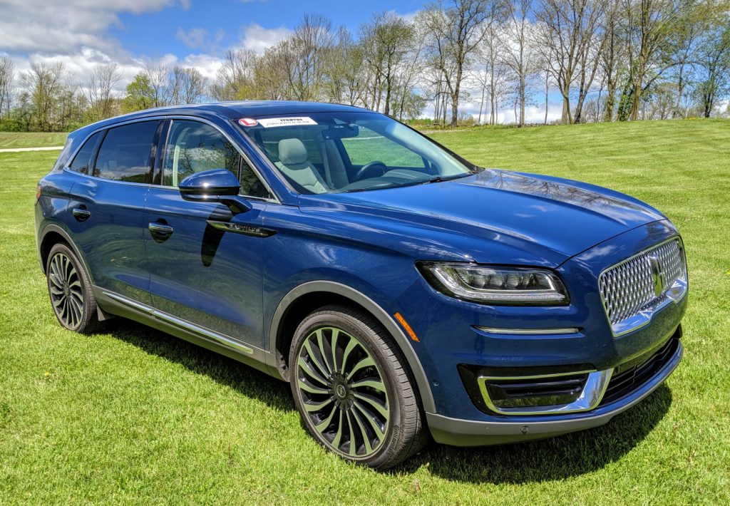 The Lincoln Nautilus is a family vehicle of the year contender.