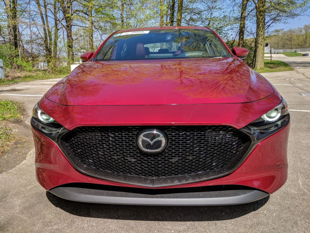 Mazda3 is a family vehicle of the year contender.