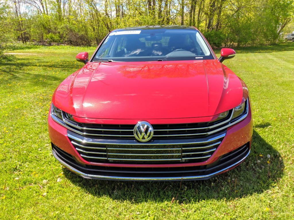 The Volkswagen Arteon is a family vehicle of the year contender.