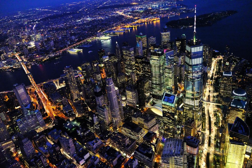 Best vacations for teens. New York City