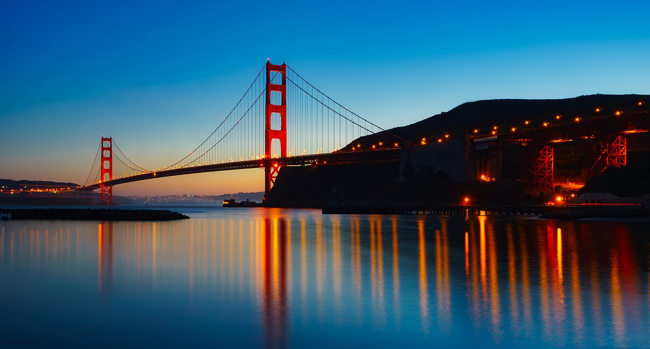Best vacations for teens. San Francisco.