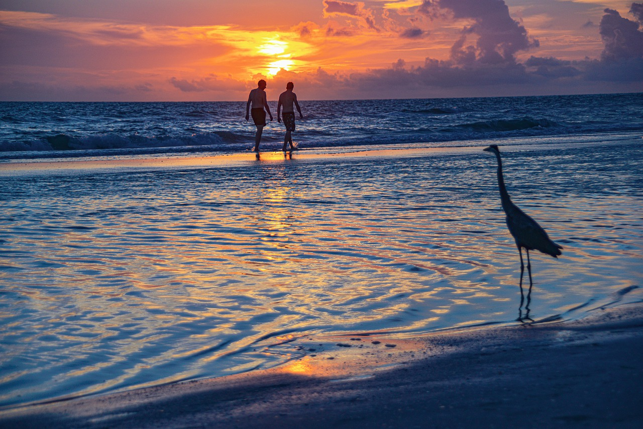 Best vacations for teens. Florida Beach