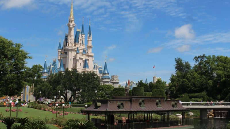 Best vacations for teens. Walt Disney
