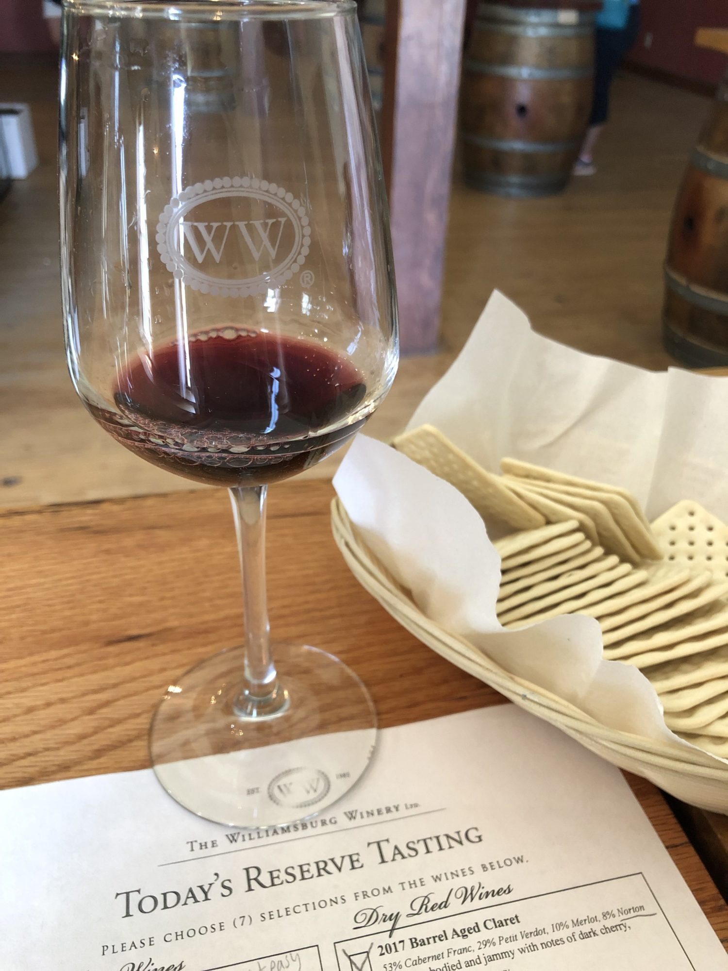 Things to do in Greater Williamsburg include wine tasting