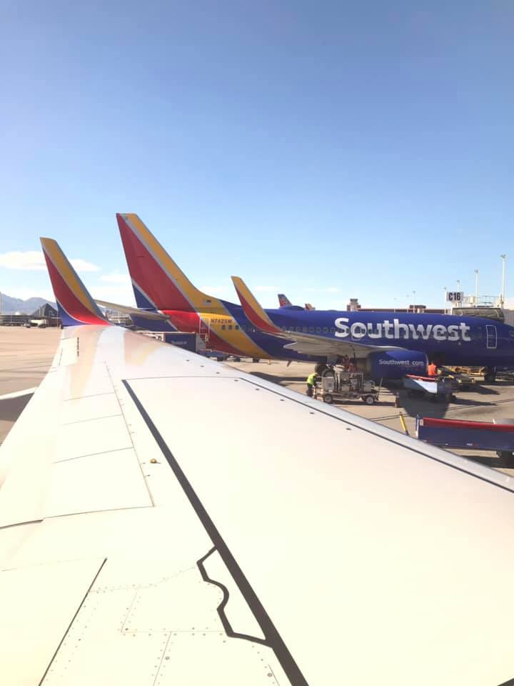 You'll generally enjoy the lowest fare flying on Southwest Airlines.
