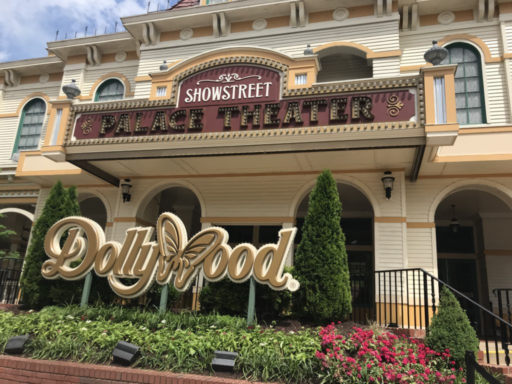 The Dollywood Palace theatre