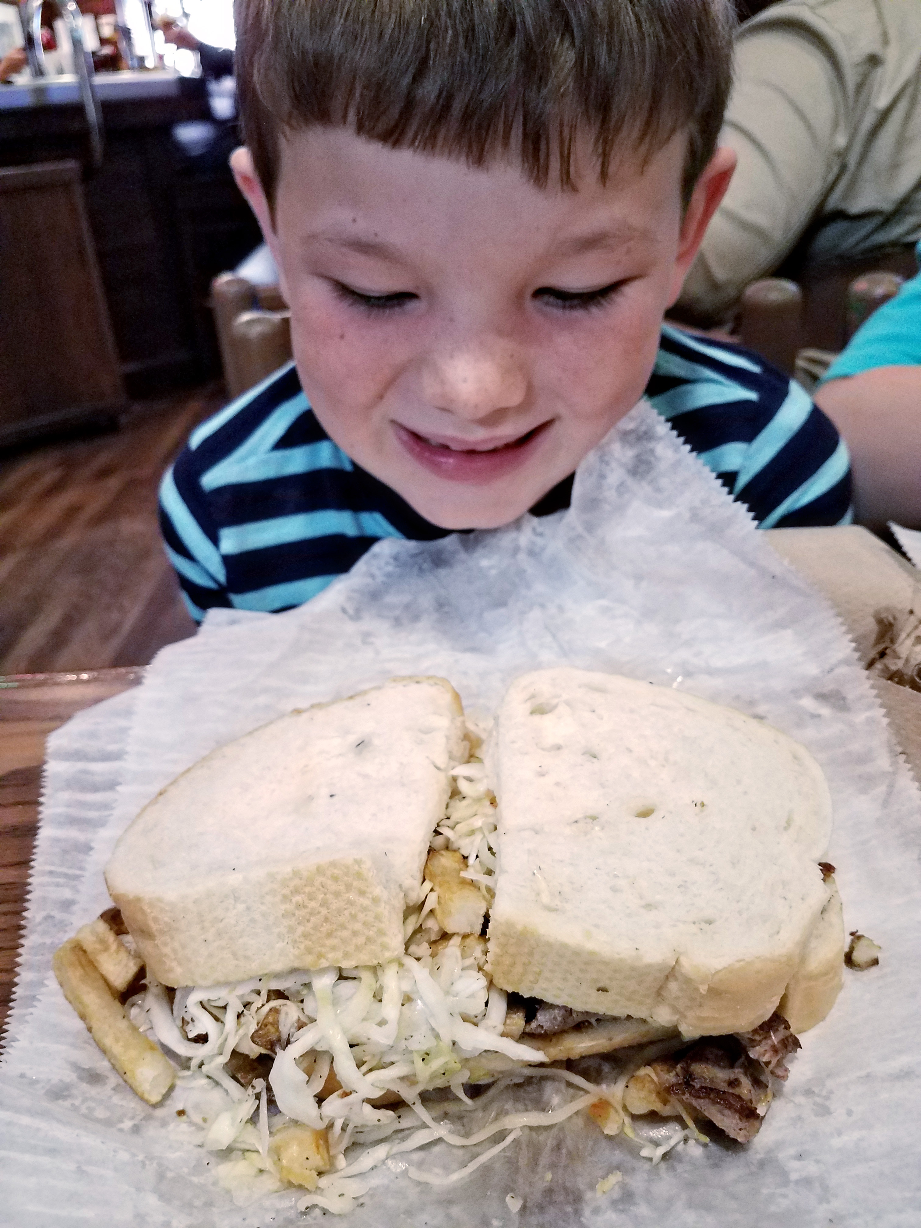 Primanti Bros sandwich