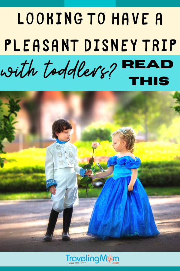 prince and princess toddlers, disney world with toddlers