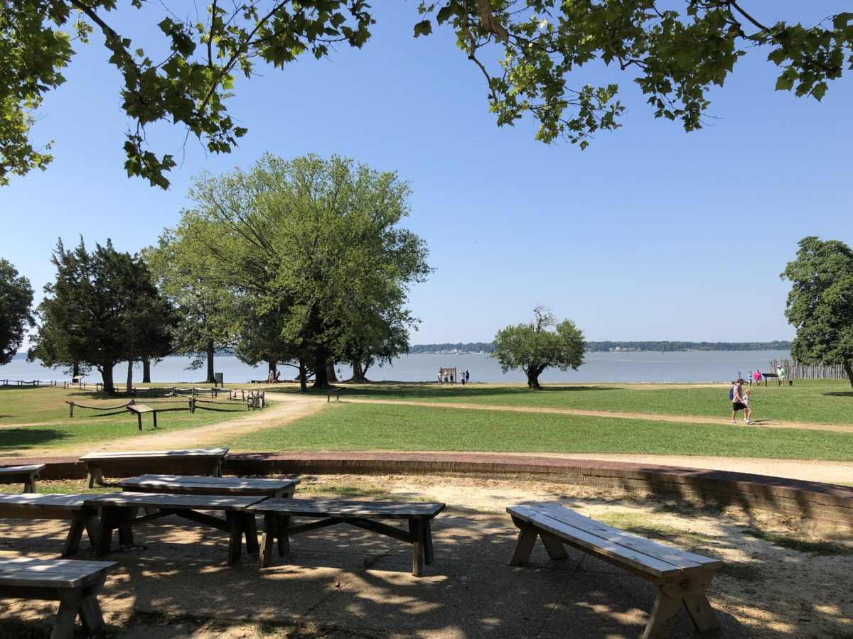 Historic Jamestown is one of things to do in Williamsburg, VA.