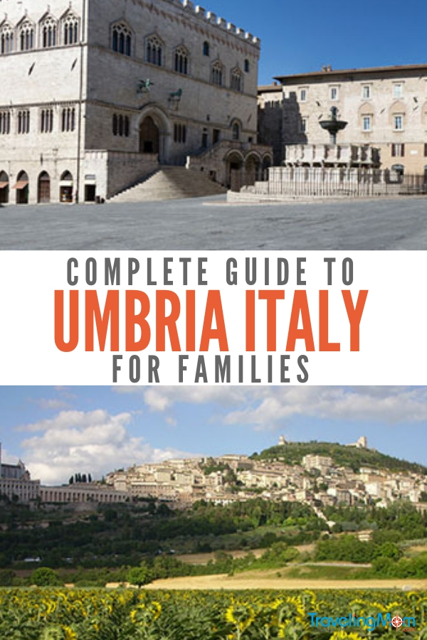 Umbria Italy travel guide
