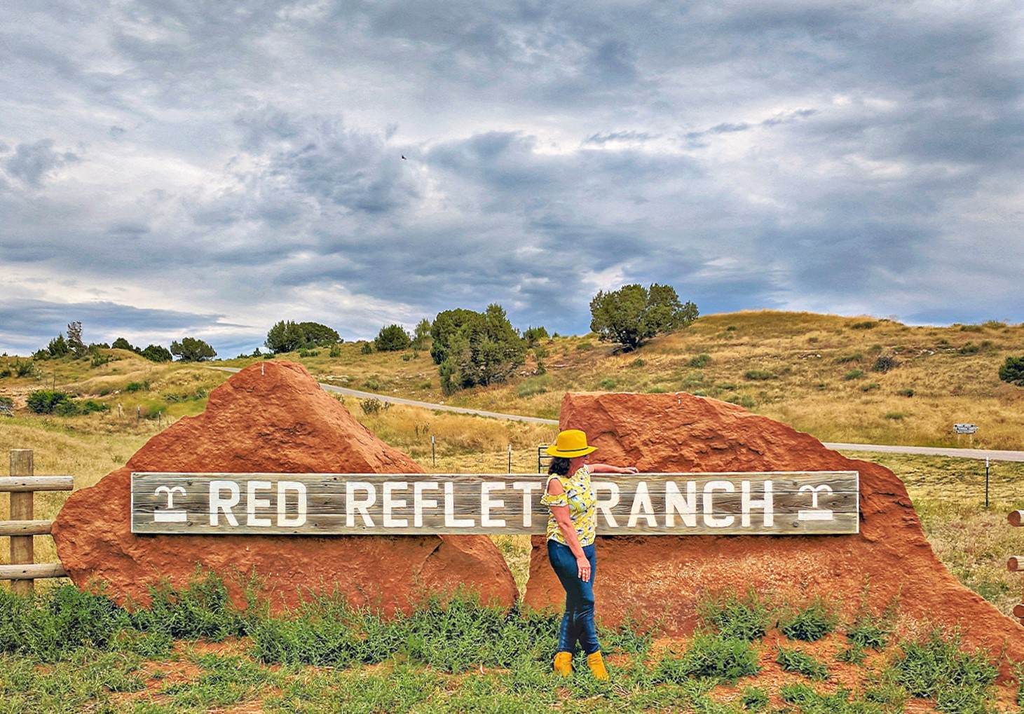 Dude ranch vacations at its best - Red Reflet Ranch in Wyoming.