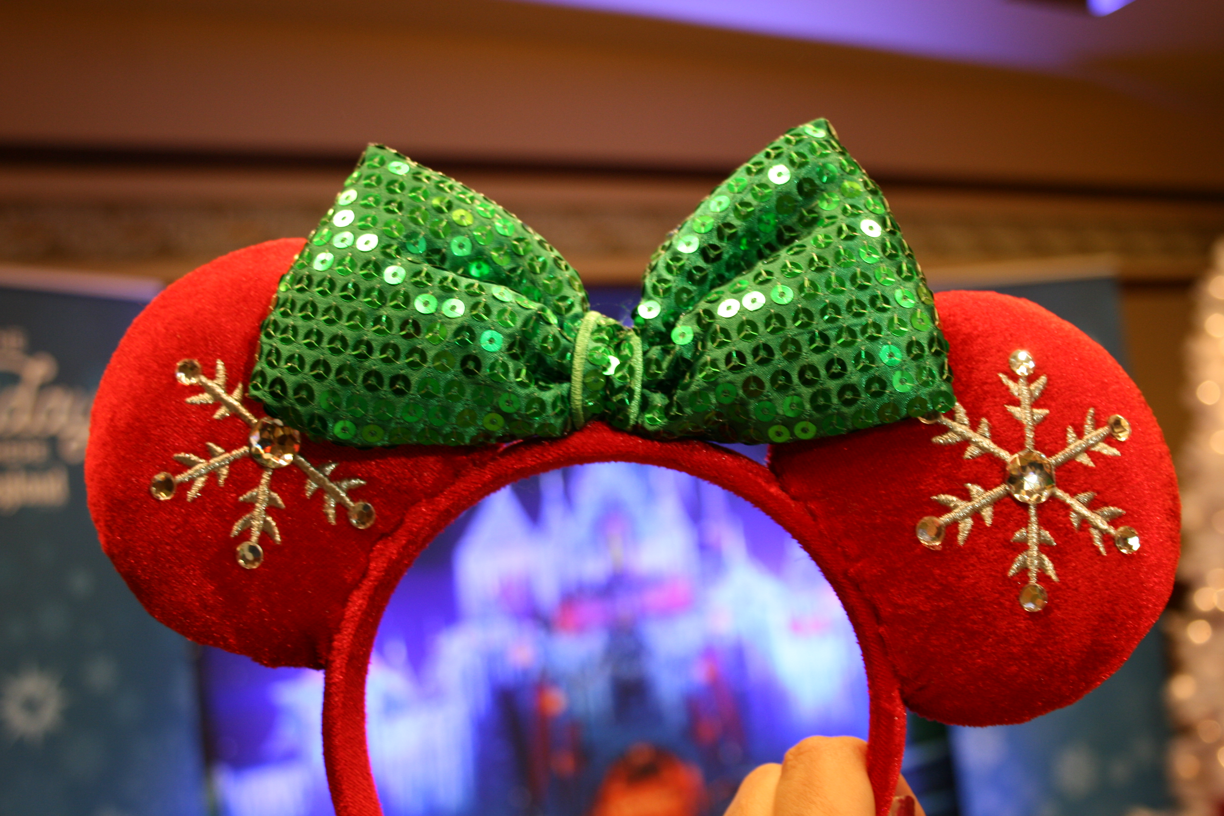 Disneyland holiday Mouse Ears