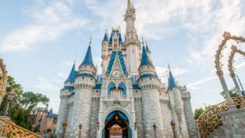 Cinderella Castle at Magic Kingdom Walt Disney World