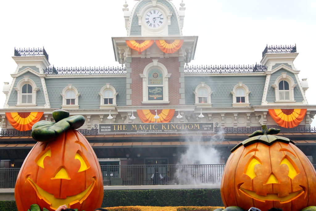 Enjoy Mickey's Not So Scary Halloween Party on select nights this fall at the Magic Kingdom!