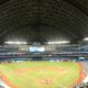 Visiting Rogers Center in Toronto with kids