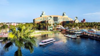 Swan Resort at Walt Disney World