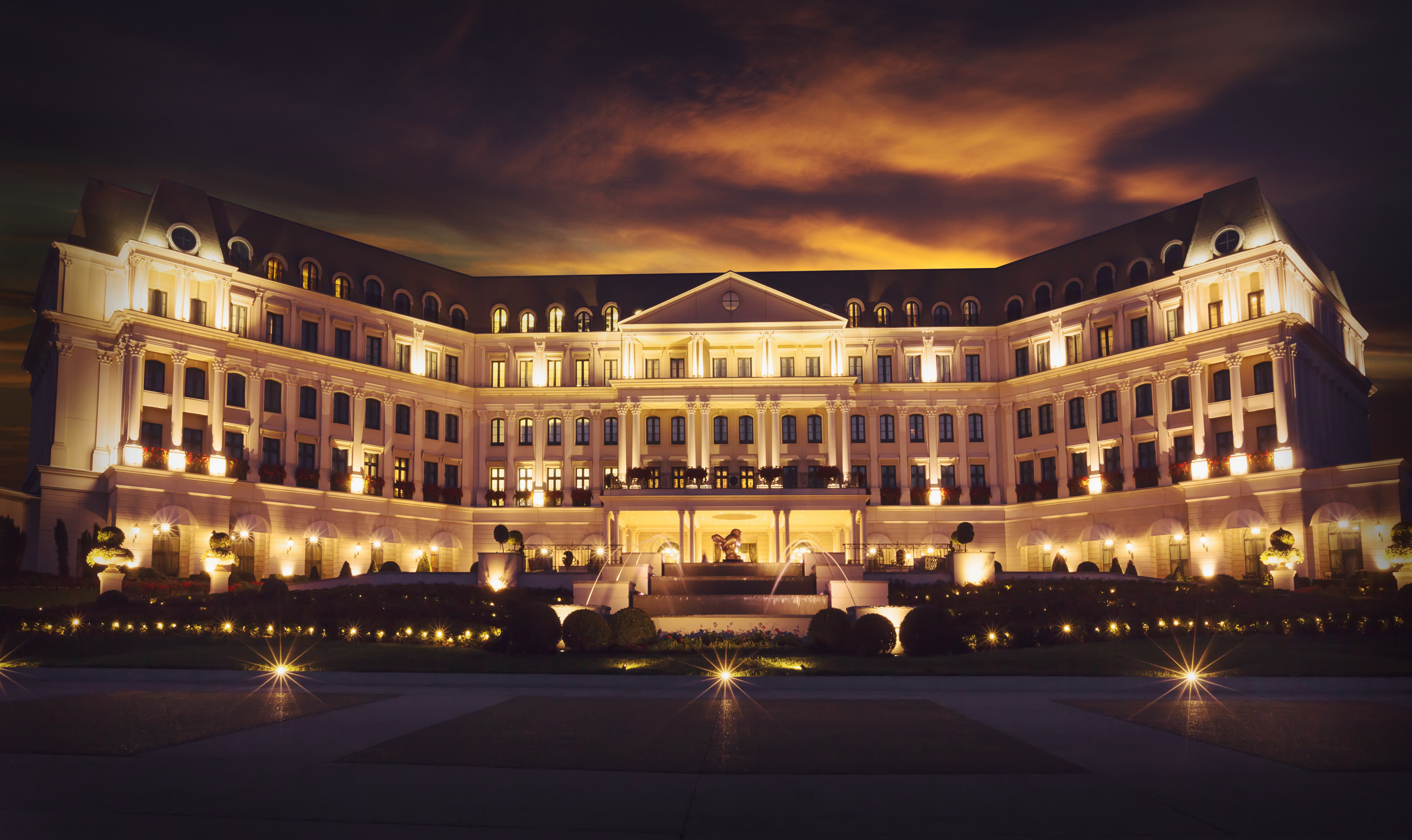 Nemacolin Resort is ready to welcome your family for a grand Thanksgiving adventure.