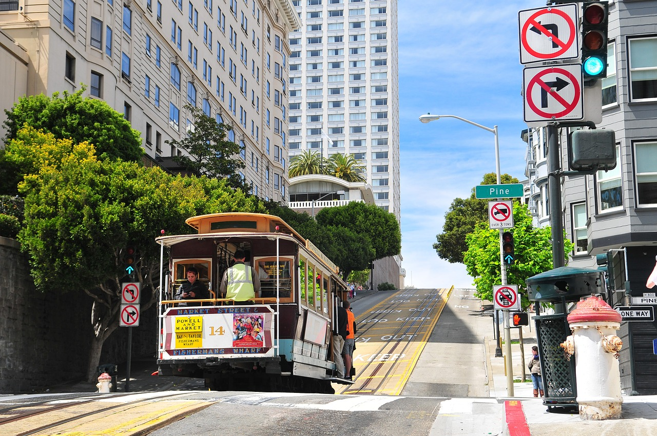 Things to do in San Francisco, Cable car