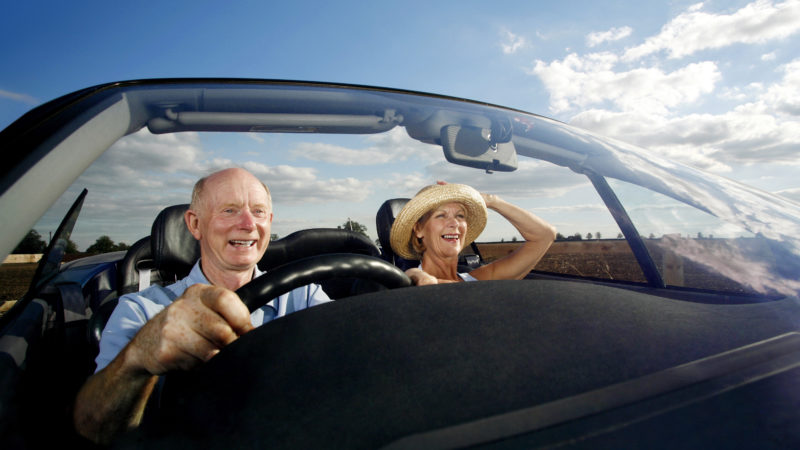 How new car tech can keep older drivers safe.