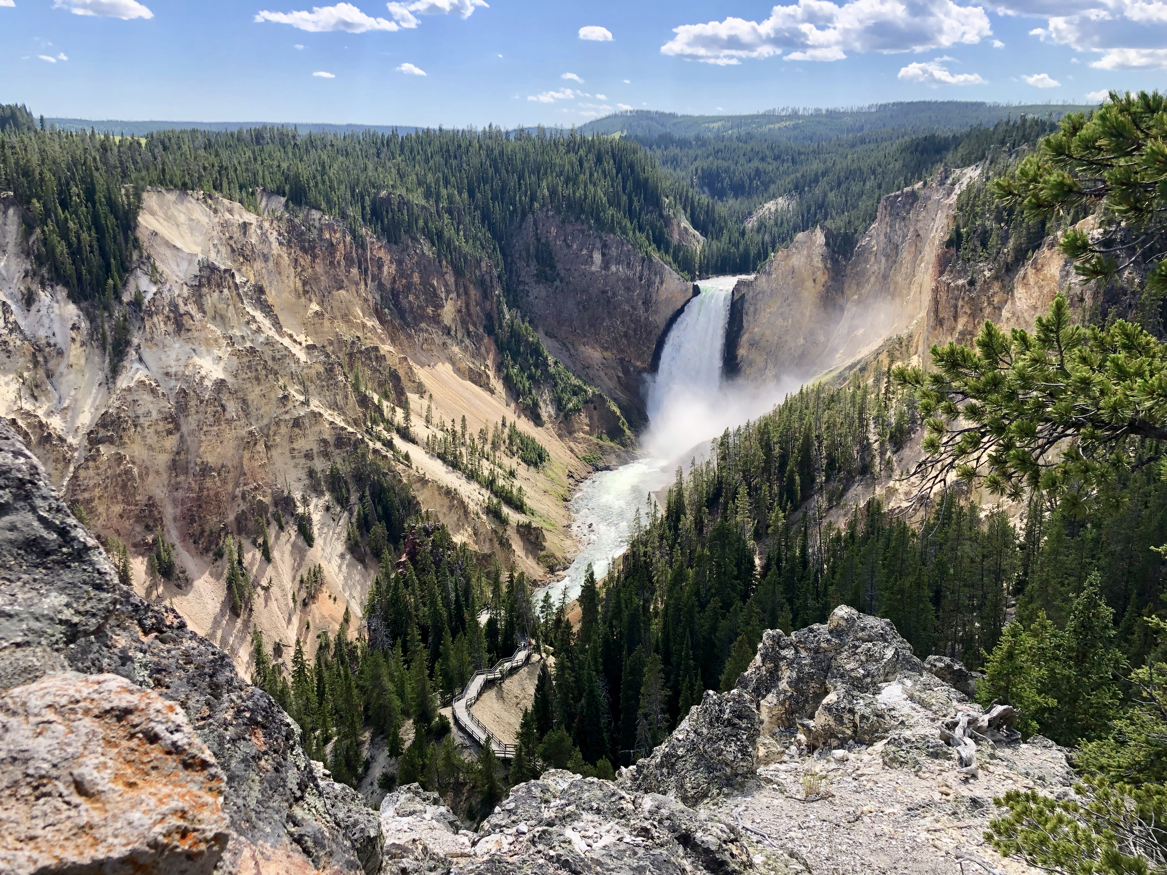 Things to do near Yellowstone National Park include Montana hiking, towns, museums.