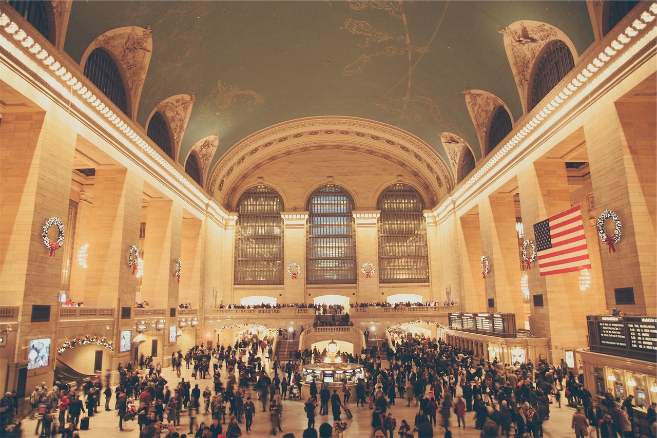 Grand Central 3 Day Itinerary for New York City