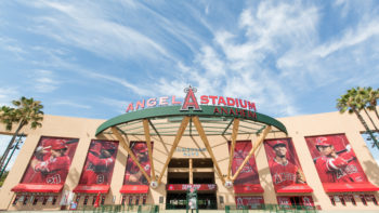 Touring the los angeles angels stadium