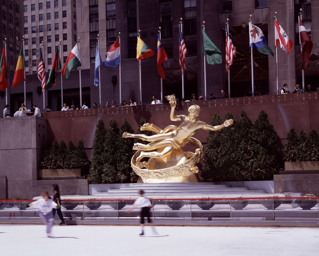 rockefeller center 3 day itinerary for NYC with kids