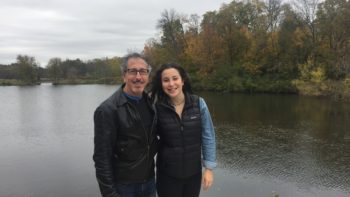 Family weekend at Carleton