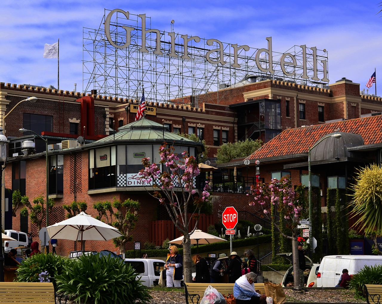 Ghirardelli Square Things to do in San Francisco