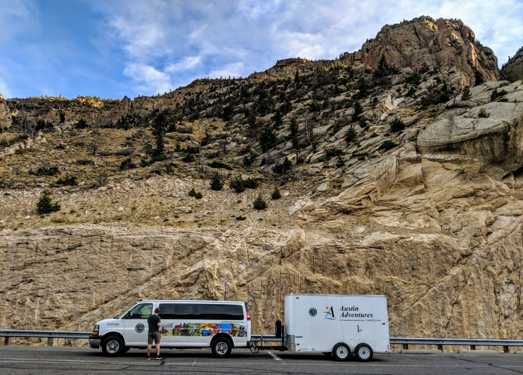 Luxury Travel to Yellowstone National Park with Austin Adventures