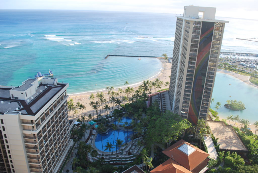 Honolulu has an array of family resorts