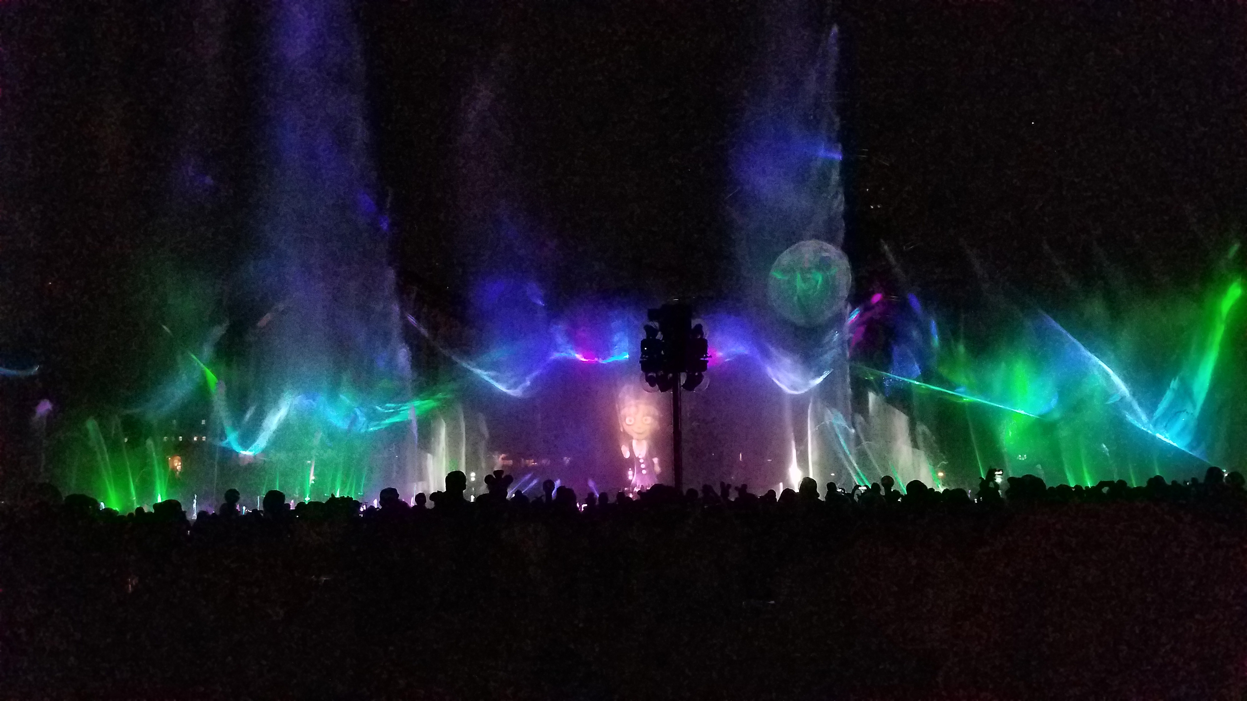 World of Color: Villainous!