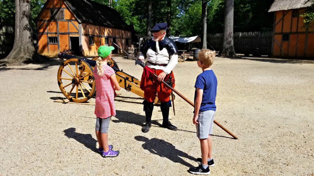 Uncategorized VIRGINIA'S HISTORIC TRIANGLE IS A TIME MACHINE TO COLONIAL AMERICAN TIMES 1
