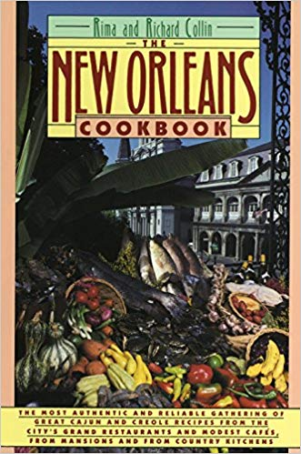 New Orleans cook book cover.