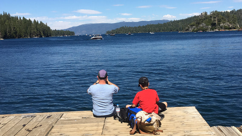 There are many things to do in South Lake Tahoe in the summer.