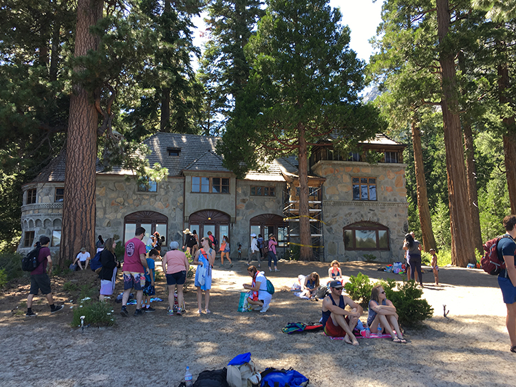 things to do in South Lake Tahoe - historic Vikingsholm castle