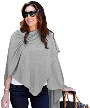 Travel scarf makes a great gift for women who travel