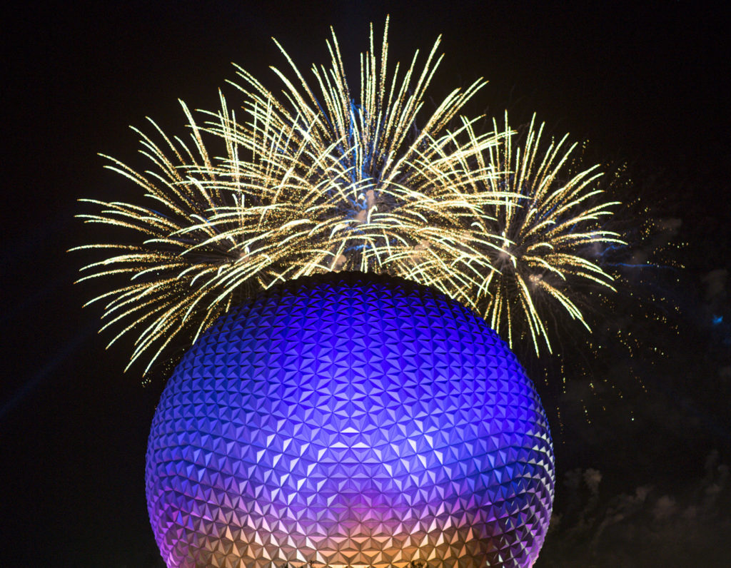 Disney World essentials: Enjoy the night shows at Disney and keep your kids happy with light up toys.