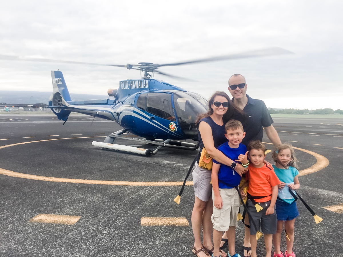 Big Island helicopter tours are a great way to see Hawaii from above.