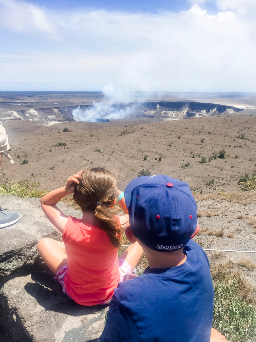 You can get close to volcanoes on land as well as from Big Island helicopter tours.