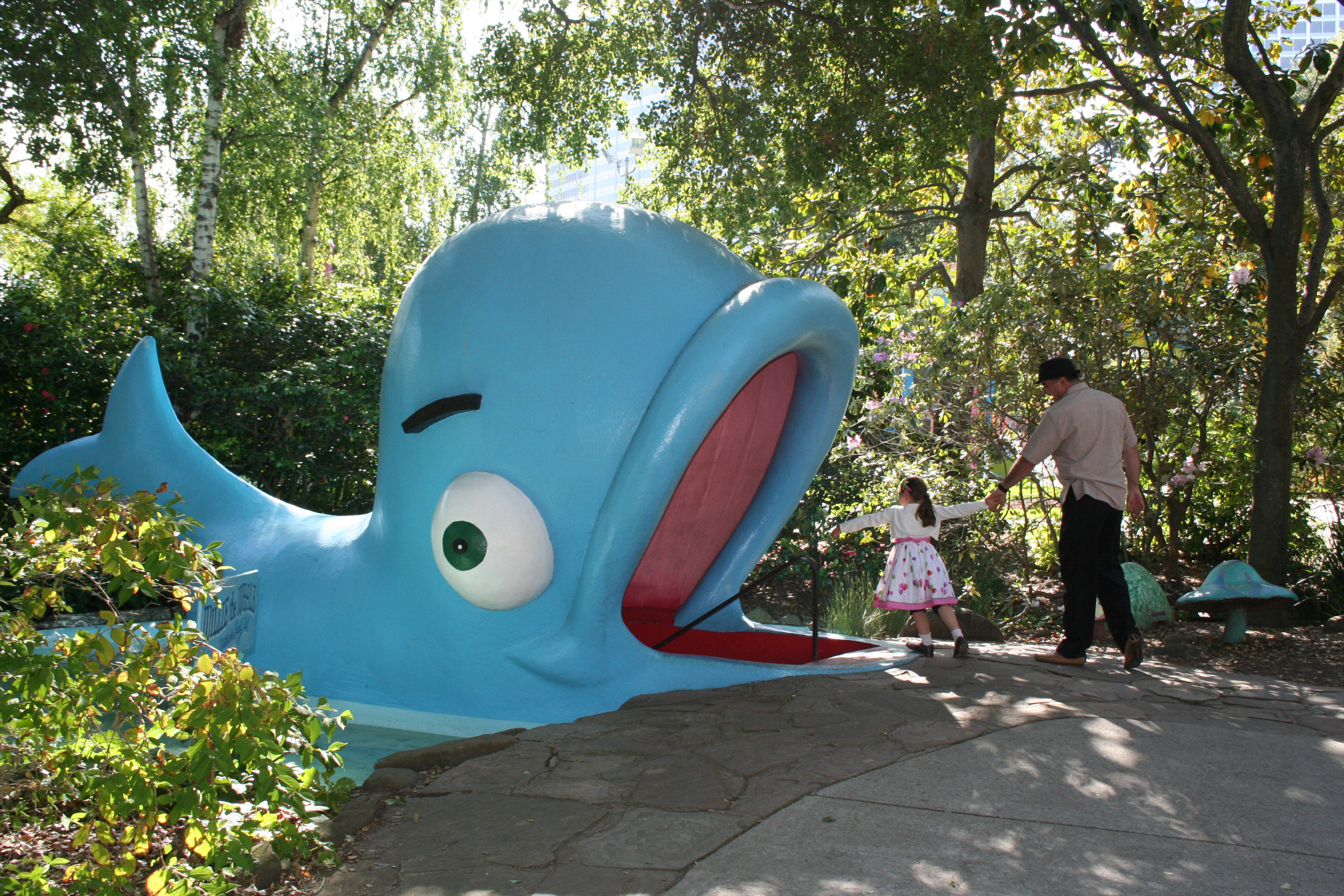 Children's Fairyland is one of many things to do in Oakland CA.