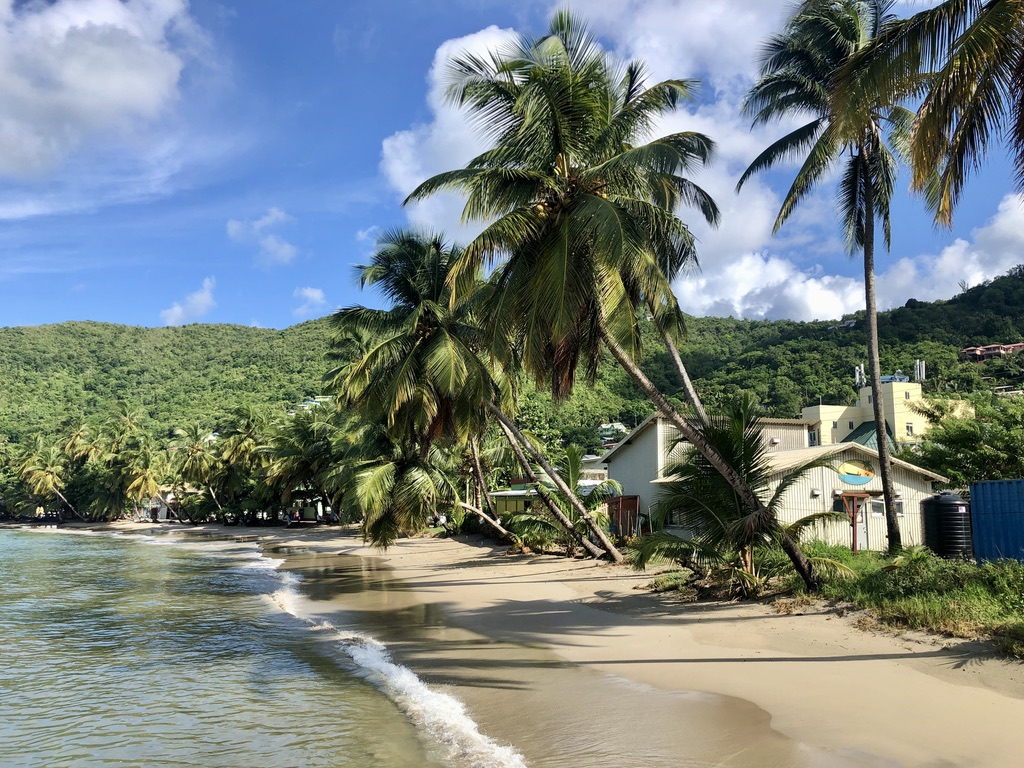 Coconut Bay beach resort review