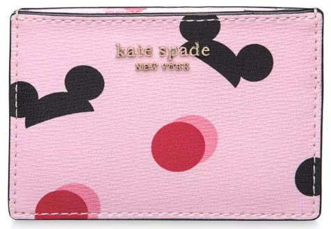 Gifts for Dsiney lovers: kate spade card case