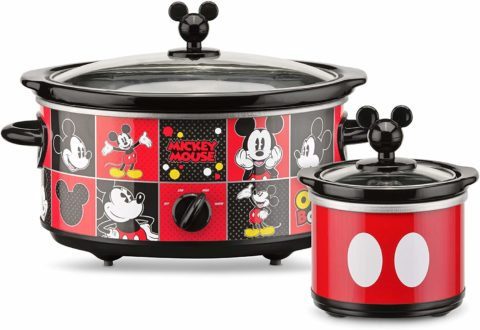 Gifts for Disney lovers: Disney-themed slow cooker - TravelingMom