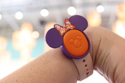 Gifts for Disney lovers: MagicBand puck holder