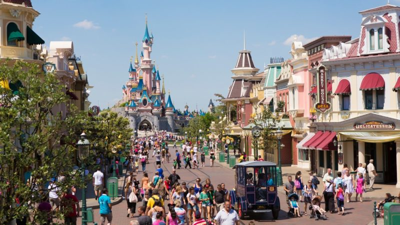 Disneyland Paris Rides For Families Travelingmom