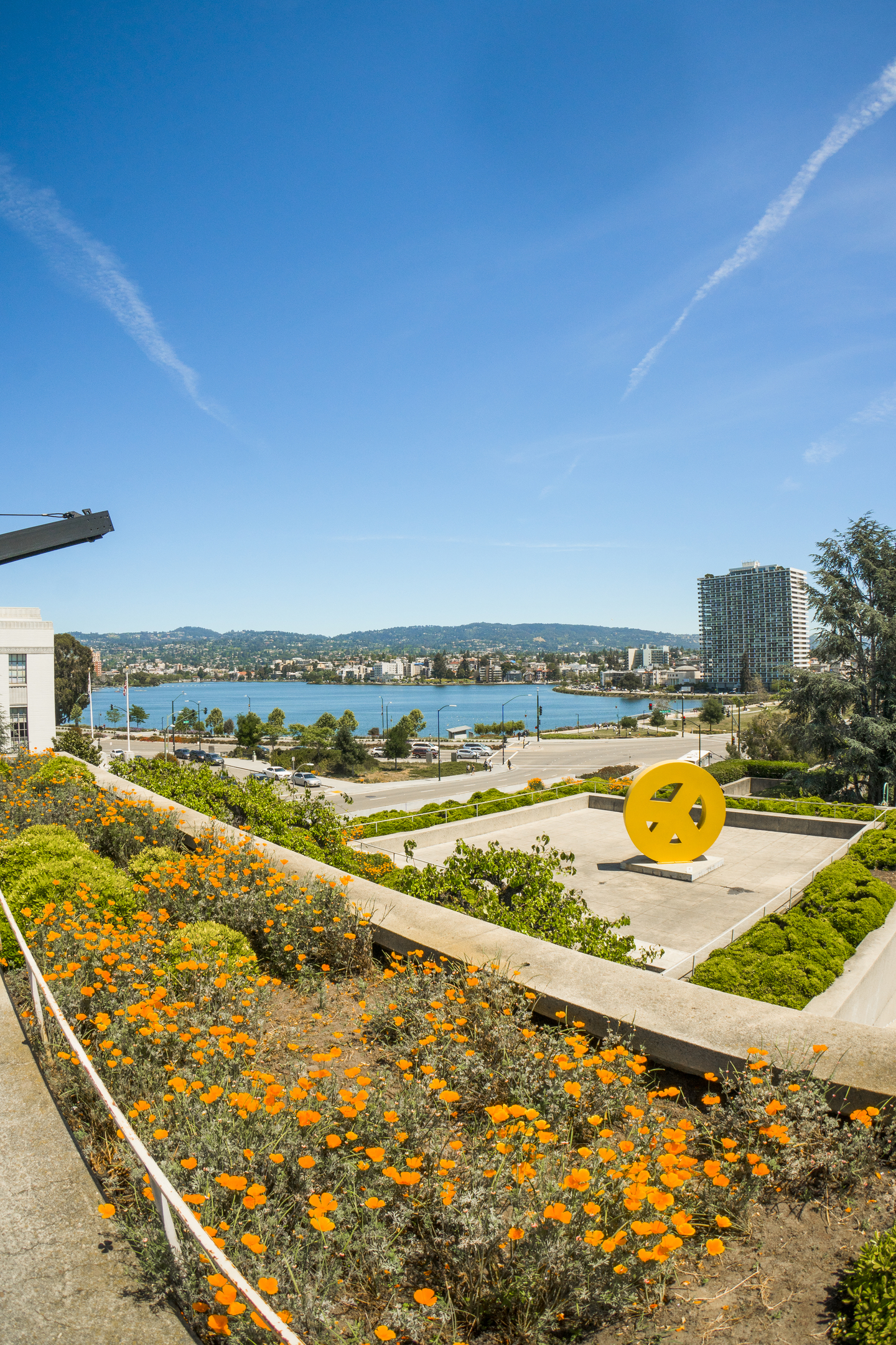 Visiting Lake Merritt is one of many things to do in Oakland CA.