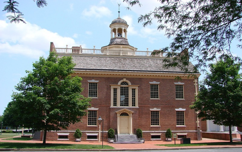 Photo credit: Delaware Old State House