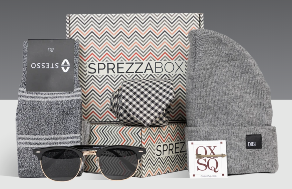 Monthly subscription boxes for men - TravelingMom