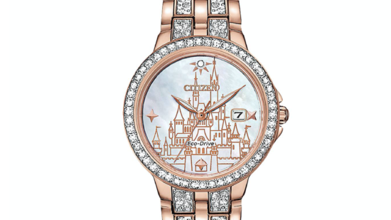 Disney Fantasyland wrist watch for women - TravelingMom